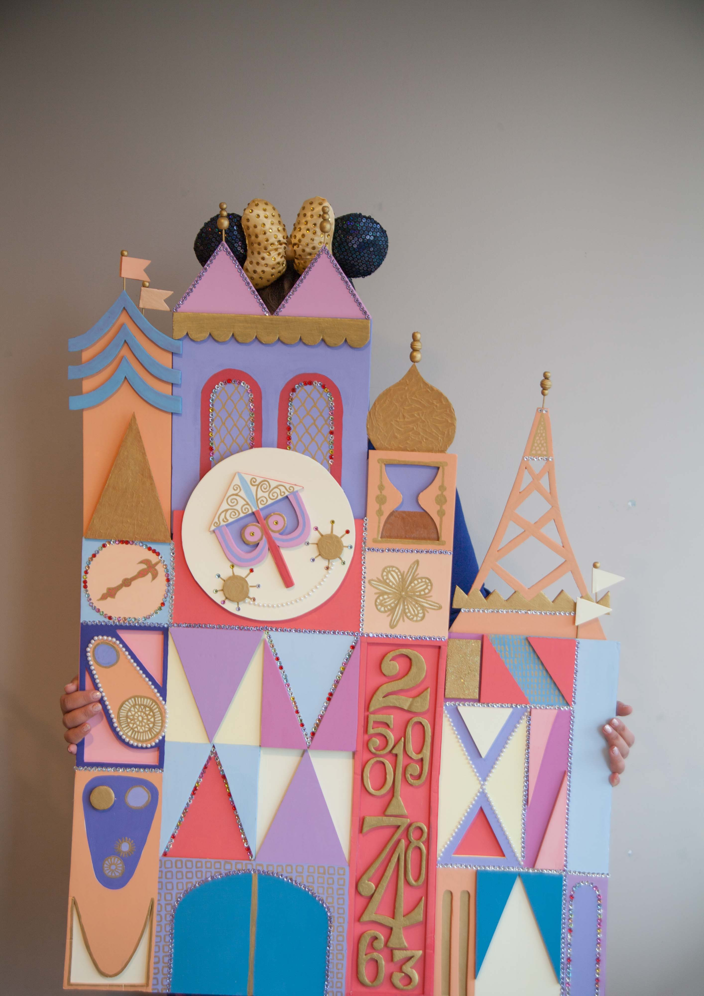 'It's a Small World' panel
